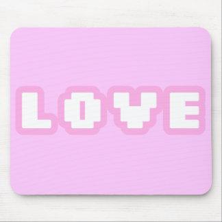 Liebe-Mausunterlage Mousepad