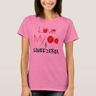 Liebe mein altes, SQUEEZEBOX T-Shirt