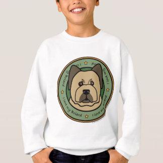 Liebe mein Briard Sweatshirt
