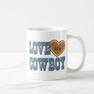 Liebe mein Cowboy Kaffeetasse