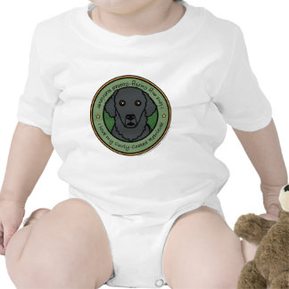 Liebe mein Gelockt-Überzogener Retriever T Shirts