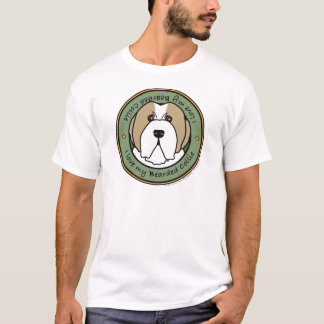 Liebe mein Kitz Beardie T-Shirt