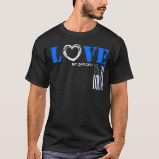 Liebe mein Offizier T-Shirt