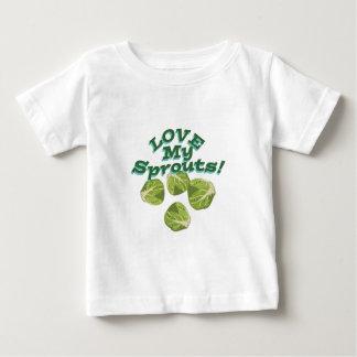 Liebe meine Sprösslinge Baby T-shirt