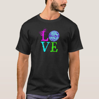 LIEBE-NEON T-Shirt