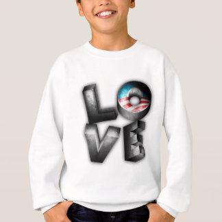 LIEBE Obama 2012 Sweatshirt