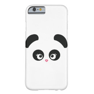 Liebe Panda® Barely There iPhone 6 Hülle