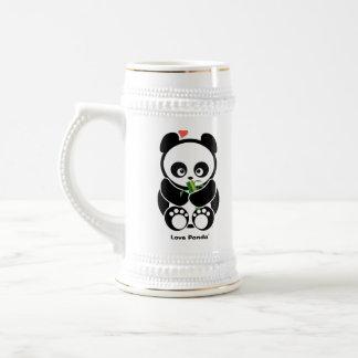 Liebe Panda® Bierglas