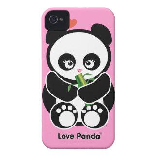 Liebe Panda® BlackBerry-mutige Case-Mate kaum dort iPhone 4 Hülle