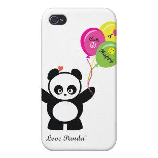 Liebe Panda® iPhone 4/4S iPhone 4 Hülle