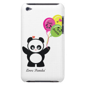 Liebe Panda® iPod Touch-Case-Mate kaum There™ iPod Touch Cover