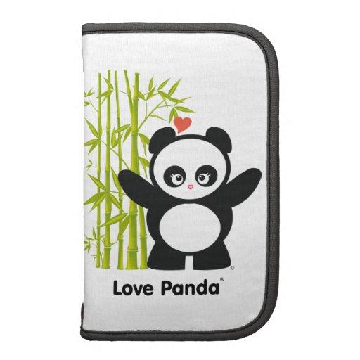Liebe Panda® Folio Planer