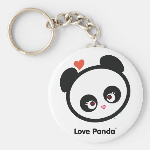 Liebe Panda® Schlüsselbänder