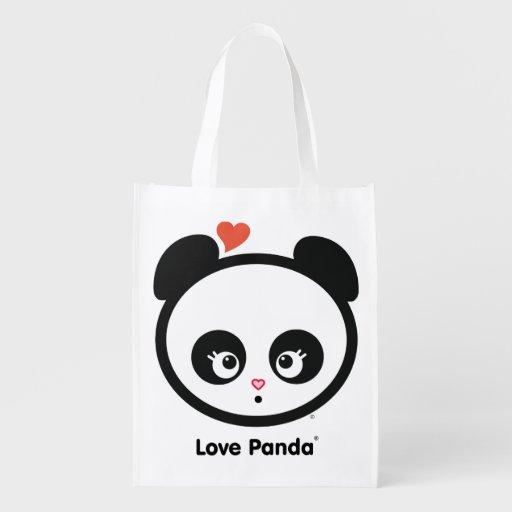 Liebe Panda® Einkaufsbeutel