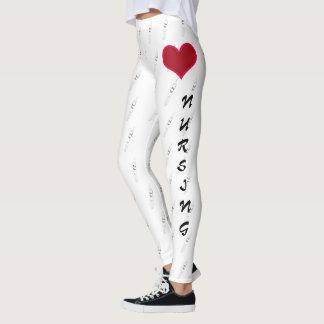 Liebe-pflegengamaschen Leggings