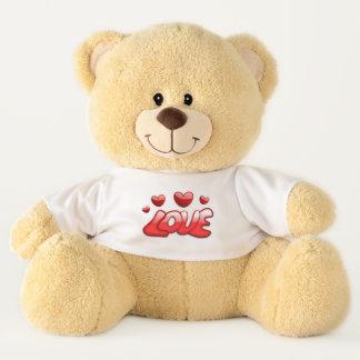 Liebe-Plüsch-Bär