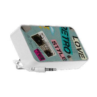 Liebe Retro iPod Lautsprecher