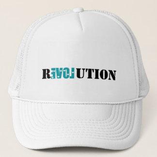 Liebe-Revolutions-Hut Truckerkappe