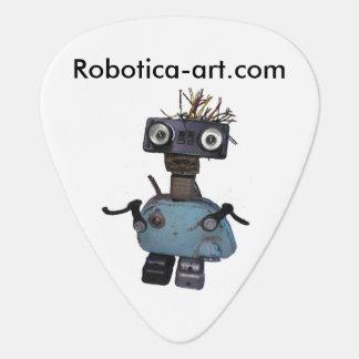 Liebe-Roboter? Spiel-Gitarre? Erhalten Sie diese Plektrum