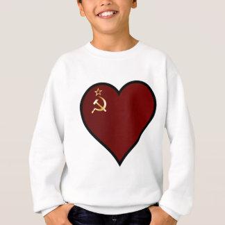Liebe Russland Sweatshirt