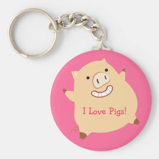 Liebe-Schweine! Schlüsselanhänger