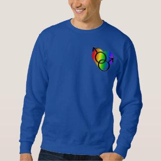 Liebe-Shirts der Gleich-Sex der Gay Sweatshirt