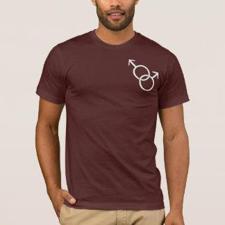 Liebe-Shirts der Gleich-Sex der Gay T-Shirt