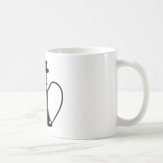 Liebe Shisha Kaffeetasse