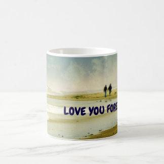Liebe Sie für immer Tasse