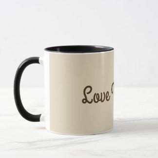 Liebe Sie Mamma-Designer-Tassen-Kauf online Tasse