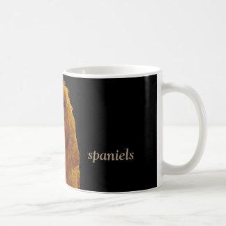Liebe-Spanielsschale Kaffeetasse