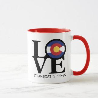 LIEBE Steamboat- SpringsTasse Tasse