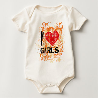 Liebe t baby strampler