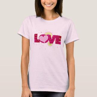 Liebe-T-Stück T-Shirt