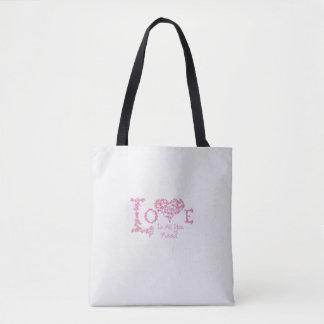 Liebe-Tasche Bag-1 Tasche