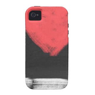 Liebe-Tätowierung Case-Mate iPhone 4 Hüllen