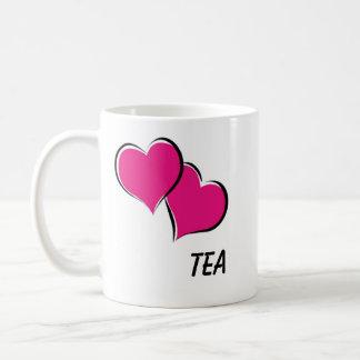 Liebe-Tee Kaffeetasse