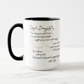 Liebe Tochter… Tasse