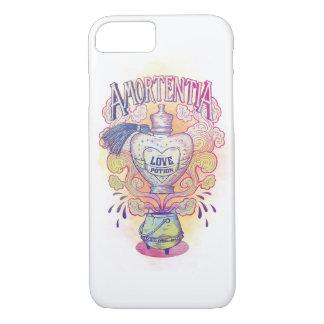 Liebe-Trank-Flasche Harry- Potterbann-| Amortentia iPhone 8/7 Hülle