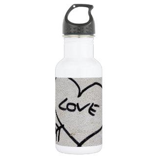 Liebe Trinkflasche