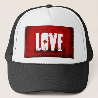 Liebe Truckerkappe