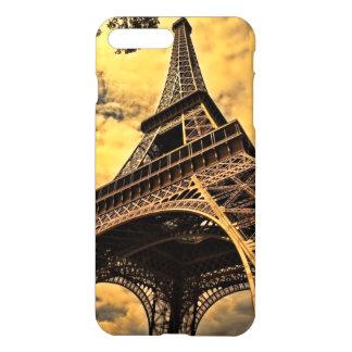 Liebe u. Romance Stadt von Turm Frankreich Paris iPhone 8 Plus/7 Plus Hülle