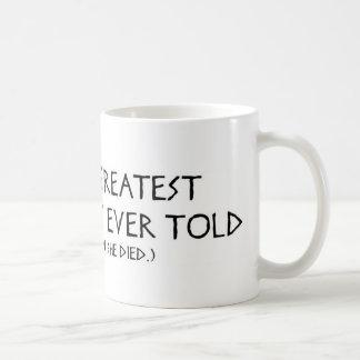 LIEBE UND ANDERE FABELN Xanthus Kaffeetasse