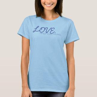 LIEBE. und Eiscreme T-Shirt