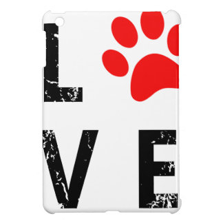 Liebe und Hund Hüllen Für iPad Mini