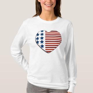 Liebe USA T-Shirt