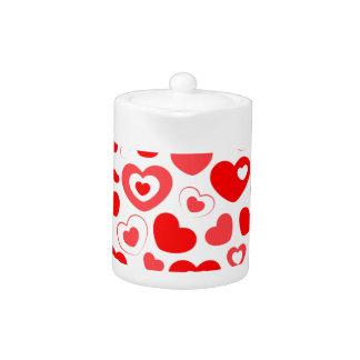 Liebe, Valentine, Tag, Herz, Frauen, Rosa, Rose