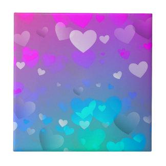 Liebe, Valentine, Tag, Herz, Frauen, Rosa, Rose Fliese