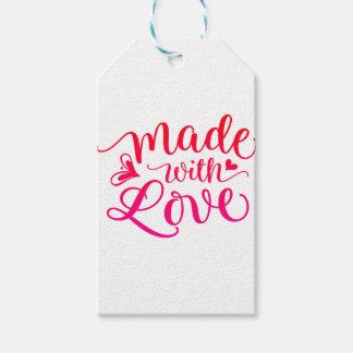 Liebe, Valentine, Tag, Herz, Frauen, Rosa, Rose Geschenkanhänger