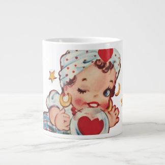 Liebe-Vermögen! Jumbo-Tasse
